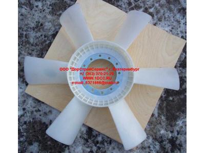 Вентилятор радиатора (на гидромуфту) без кольца d-610H HOWO (ХОВО)  фото 1 Тамбов