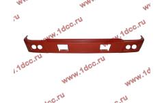 Бампер H красный самосвал металлический усиленный фото Тамбов