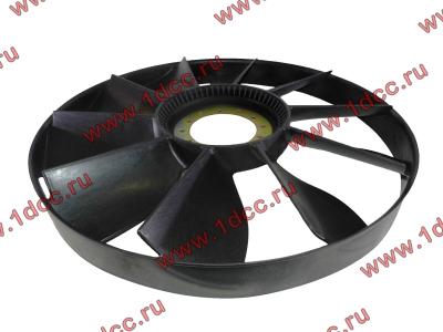 Вентилятор радиатора на гидромуфту d-640 H HOWO (ХОВО) VG2600060446 фото 1 Тамбов