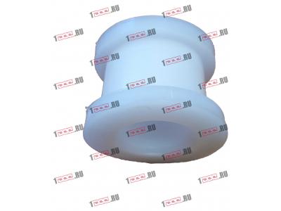 Втулка фторопластовая (передняя, кабина AZ1642430263) H2/H3 HOWO (ХОВО) AZ1642430261 фото 1 Тамбов