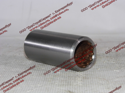 Втулка пальца передней рессоры металл H2/H3 HOWO (ХОВО) WG9000520078 фото 1 Тамбов
