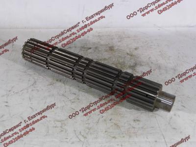 Вал вторичный КПП Fuller RT-11509 КПП (Коробки переключения передач) 18729 фото 1 Тамбов