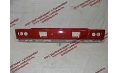 Бампер H красный самосвал металлический фото Тамбов