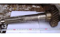 Вал первичный КПП ZF L-383мм, Z-34 H2/H3 фото Тамбов