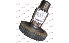Вал промежуточный делителя (короткий) КПП Fuller 12JS160 SH фото Тамбов