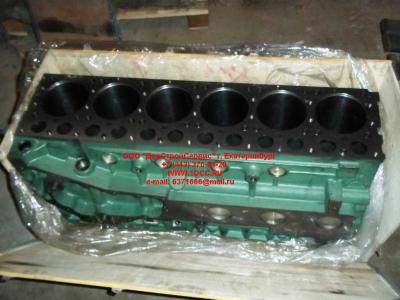 Блок цилиндров двигатель WD615.68 (336 л.с.) H2 HOWO (ХОВО) 61500010383 фото 1 Тамбов