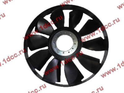 Вентилятор радиатора на гидромуфту d-590 H HOWO (ХОВО) VG1500060047 фото 1 Тамбов