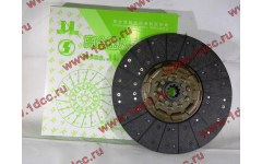 Диск сцепления ведомый 420 мм H2/H3 фото Тамбов