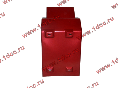 Брызговик передней оси правый H2 красный HOWO (ХОВО) WG1642230004 фото 1 Тамбов