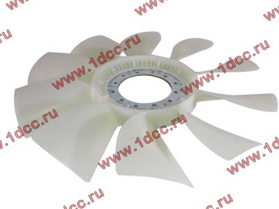 Вентилятор радиатора (на гидромуфту) без кольца d-590 H HOWO (ХОВО) 61500060131 фото 1 Тамбов