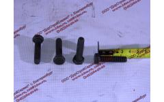 Болт M 8х40 крепления форсунки WD615E3 фото Тамбов