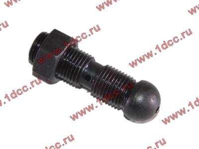 Болт регулировочный клапана с гайкой H2/H3 HOWO (ХОВО) VG14050010 фото 1 Тамбов