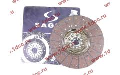 Диск сцепления ведомый 420 мм SAGES H2/H3 фото Тамбов