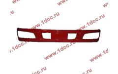 Бампер F красный пластиковый для самосвалов фото Тамбов