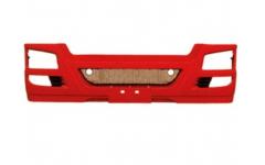 Бампер H'2011 красный самосвал H3 фото Тамбов