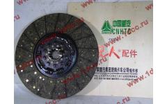 Диск сцепления ведомый 430 мм (Z=10, D=52, d=41) H,F,DF фото Тамбов