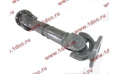 Вал карданный межосевой L-665, d-165 , 8 отв. H2/H3 фото Тамбов