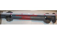 Вал карданный привода НШ L=500 шлицевая D=30 d=27 H фото Тамбов