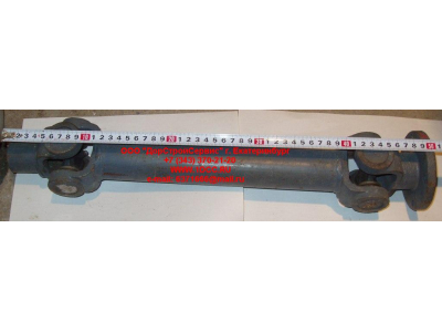 Вал карданный привода НШ L=500 шлицевая D=30 d=27 H HOWO (ХОВО)  фото 1 Тамбов