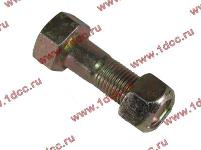 Болт M14х45 карданный с гайкой H2/H3 HOWO (ХОВО) Q151C1445 фото 1 Тамбов