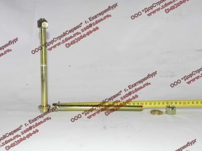 Болт центральный рессоры передней H2/H3 HOWO (ХОВО) 99100520710 фото 1 Тамбов