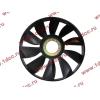 Вентилятор радиатора на гидромуфту d-640 H HOWO (ХОВО) VG2600060446 фото 2 Тамбов