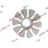 Вентилятор радиатора (на гидромуфту) без кольца d-590 H HOWO (ХОВО) 61500060131 фото 2 Тамбов