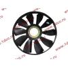 Вентилятор радиатора на гидромуфту d-640 H HOWO (ХОВО) VG2600060446 фото 3 Тамбов