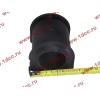 Втулка резиновая для заднего стабилизатора H2/H3 HOWO (ХОВО) 199100680067 фото 3 Тамбов