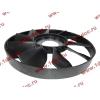 Вентилятор радиатора на гидромуфту d-590 H HOWO (ХОВО) VG1500060047 фото 3 Тамбов