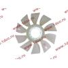 Вентилятор радиатора (на гидромуфту) без кольца d-590 H HOWO (ХОВО) 61500060131 фото 3 Тамбов