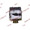 Генератор 28V/55A WD615 (JFZ255-024) H3 HOWO (ХОВО) VG1560090012 фото 3 Тамбов